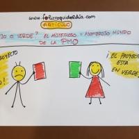 El misterioso mundo de la PMO. ¿Rojo o Verde?